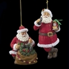 Item # 101572 - Coca-Cola Santa Ornament