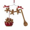 Item # 101624 - Gingerbread With Spoon/Bowl Ornament