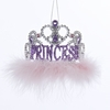 Item # 101631 - Princess Tiara Ornament
