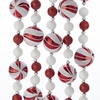 Item # 101671 - Glitter Candy Ball Garland