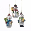 Item # 101694 - Snowman Ornament