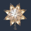Item # 101724 - 8 Point Star Tree Topper With 10 Lights