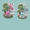 Item # 101738 - Baby Giraffe Girl/Boy Ornament