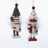 Item # 101875 - Nutcracker With Tree Hat Ornament
