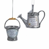 Item # 102201 - Garden Bucket/Watering Can Ornament