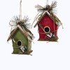 Item # 102207 - Birdhouse Ornament