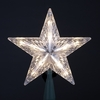 Item # 102219 - Clear Star Tree Topper With 10 Lights