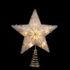 Item # 102231 - Gold Star Tree Topper With 10 Lights