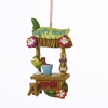 Item # 102247 - Tiki Bar Christmas Ornament