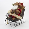 Item # 102253 - Santa On Sleigh Sit Around