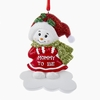 Item # 102389 - Mommy To Be Snowman Ornament