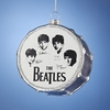 Item # 102415 - The Beatles Silver Drum Ornament