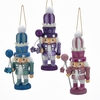 Item # 102474 - Pastel Chubby Nutcracker Ornament
