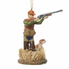 Item # 102574 - Duck Hunter With Dog Ornament