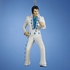 Item # 102958 - White Concho Suit Elvis Ornament