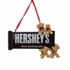 Item # 103885 - Hershey's Bar With Bears Ornament