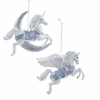 Item # 104260 - Unicorn/Pegasus Ornament