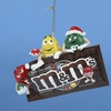 Item # 104763 - M&M's With M&M's Bag Christmas Ornament