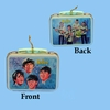 Item # 104980 - Tin Beatles Mini Lunch Box Christmas Ornament