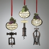 Item # 105029 - Tuscan Antique Bottle Opener Ornament
