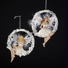"Item # 105068 - 5"" Resin Fairy Ornament"