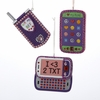 "Item # 105238 - 2.75"" Resin Cell Phone Ornament"