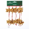 Item # 105383 - 6 Foot Long Claydough Gingerbread Garland
