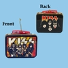 "Item # 105444 - 3.18"" Kiss Miniature Lunch Box Ornament"