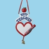 Item # 105520 - Best Teacher Christmas Ornament
