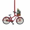 Item # 105543 - Bicycle With Basket Ornament