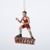 Item # 105548 - Wrestler Boy Christmas Ornament