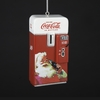 Item # 105563 - Vintage Coke Vending Machine Christmas Ornament