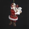 Item # 105566 - Coke Santa With Polar Bear Christmas Ornament