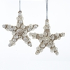 Item # 105571 - Shell Star Christmas Ornament