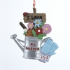 Item # 105601 - I Love My Garden Painted Christmas Ornament