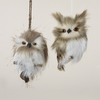 Item # 105701 - Furry Owl Ornament
