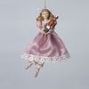 Item # 105737 - Clara Holding Nutcracker Christmas Ornament