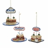 Item # 105750 - Deli Sandwich Christmas Ornament