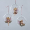 Item # 105751 - Fairy In Ball Christmas Ornament