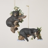 Item # 105756 - Bear On Tree Ornament