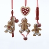 Item # 105841 - Gingerbread Christmas Ornament