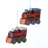 Item # 105853 - Shiny Train Ornament