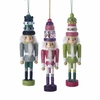 Item # 105862 - Bright Color Nutcracker Ornament