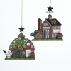 Item # 105875 - Barnyard Christmas Ornament