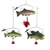Item # 105879 - Outdoor Fish Christmas Ornament