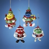 Item # 105906 - M&Ms Elf Christmas Ornament