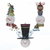 Item # 106030 - Snowman Head Ornament