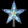 Item # 106107 - Color Changing LED Star Tree Topper With 31 Lights
