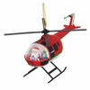 Item # 109392 - Santa In Helicopter Christmas Ornament
