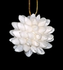 Item # 115012 - Bubble Shell Ball Ornament